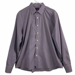 UNTUCKit Button Down Shirt Mens Size L Long Sleeve